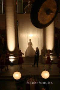 Bridal Silhouette | Exclusive Events, Inc.