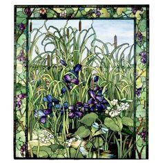 Tiffanys glass window