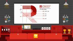 Exhibition - Infographics: 24 Hours of Korean  Client - viceversa design studio  Direct  - Sujin Yang Logo & Design - Sujin Yang Motion graphic - Sujin…