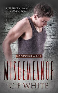Check out the M/M romance Misdemeanor by CF White now available for early download at Pride Publishing & there's 37 days left on a Giveaway for a signed copy of the author's The District Line                                              http://padmeslibrary.blogspot.com/2017/06/misdemeanor-by-cf-white.html