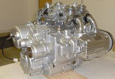 1976 honda gl1000 carb.   Beautiful GL1000 engine restoration by customer Tom Cox of Loveland ...