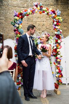 Sophia Webster and Bobby Stockley's Wedding in London - Culture - Music, Movies, Art, Profiles, and More