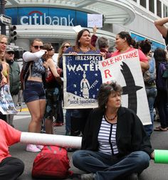 TELL CITI BANK TO RESPECT INDIGENOUS RIGHTS