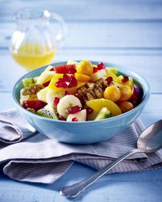 Unser beliebtes Rezept für Der gesündeste Obstsalat der Welt und mehr als 55.000 weitere kostenlose Rezepte auf LECKER.de.