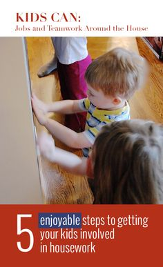 Kids Can: Jobs and Teamwork Around the House — Pars Caeli