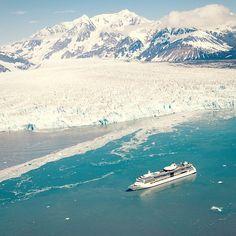 Alaska: the view of a lifetime.