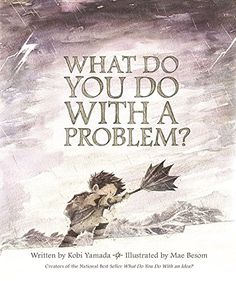Teaching about growth mindset? Check out this awesome classroom read aloud book, What Do You Do with a Problem? New Books, Good Books, Books To Read, Learner Profile, Thing 1, Children's Picture Books, Children's Literature, Growth Mindset, Read Aloud