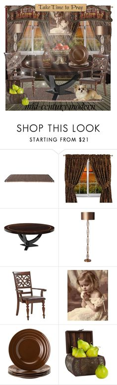 """Welcome"" by princhelle-mack ❤ liked on Polyvore featuring interior, interiors, interior design, home, home decor, interior decorating, Kettal, Sherry Kline, Eichholtz and Heathfield & Co."