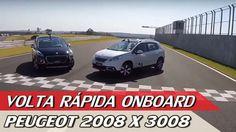 Peugeot  Volta Rapida Onboard Com Rubens Barrichello 54