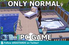 The Sims 3 forever!
