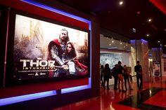 Lansare Thor: Întunericul, București, 7 noiembrie