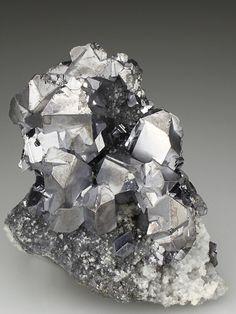 GALENA Churprinz Mine, Grosschirma, Freiberg, Saxony, Germany, Europe