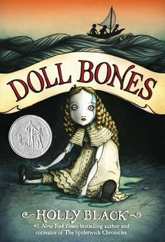 #spooky #awardwinner Great for ages 10-13. A creepy china doll, a quest to lay its ghost to rest, and three friends on the verge of growing up set out on their last childhood adventure together.