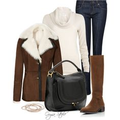 Winter Classic, created by orysa on Polyvore
