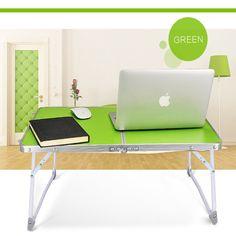 Ordinateur Portable Cooling Stand support de bureau maison travail étude 360 ° Swivel Base