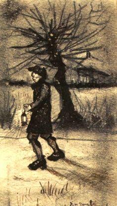 Route via Vincent van Gogh