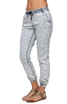 Cute jogger pants from pacsun