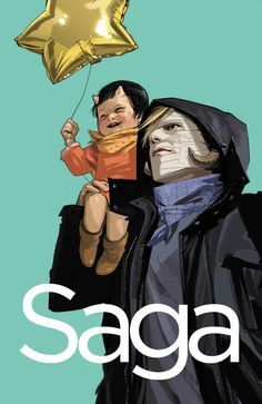 Fiona Staples - Saga