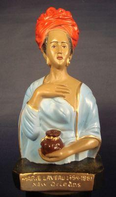 Marie Laveau - Voodoo Queen of New Orleans. Marie Laveau's House of Voodoo