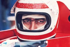 f1 drivers close up | 10 Famous 1970's Formula 1 Eyes