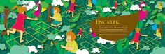 MOI kids indonesian traditional game by singpentinkhappy yahya, via Behance