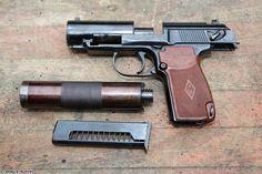 Silince PB pistol 9mm makarov
