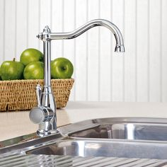 Phoenix Tapware Harmony Sink Mixer - for that traditional kitchen look