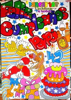 Graffiti, Kids Rugs, Facebook, Molde, Frases, Birthday Banners, Birthday Chalk Boards, Kid Friendly Rugs, Graffiti Artwork