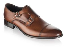 To Boot New York: Men's Medford Slip Ons in Cognac
