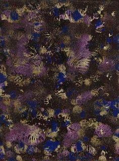 """Serenade To Clyfford Still 3 - F.6793 Circa: 2011 AD  Dimensions: 24"""" (61.0cm) high x 18"""" (45.7cm) wide"""