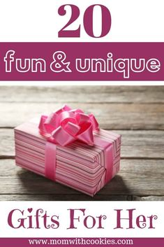 These 20 gifts for her are perfect for any occasion from Birthday, Christmas, Mother's day, and also Valentine's day. She will love every gift idea. Christmas Gifts For Wife, Birthday Gift For Wife, Valentines Day Gifts For Her, Girlfriend Birthday, Valentines Diy, Holiday Gifts, Merry Christmas, Love Gifts For Her, Best Gifts For Mom