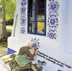 Yaşlıların yeri huzur evi değil huzurlu yaşadığı evidir.