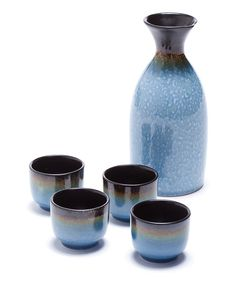 Look at this Osaka Sake Set on #zulily today!