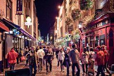 Temple Bar, #Dublin