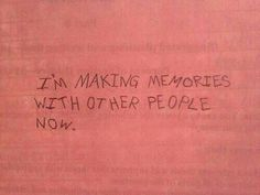 In a journal entry directed towards his family.