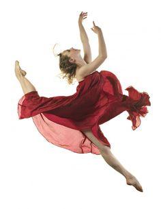 On of my best friends dancing - Jess Duffy, Elon University BFA Dance & Choreography
