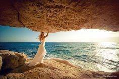 @IRNCY قبرس منطقه زیبای سی کیوز (غارهای دریا) پافوس http://www.irncy.com