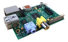 Raspberry Pi Model B Project Board