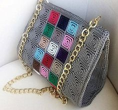 Handmade Crocheted Multi Color Women Shoulder Bag 5 mm Pl... https://www.amazon.com/dp/B076BKVRT5/ref=cm_sw_r_pi_dp_x_4lu3zb90HMB3Q