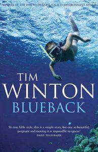 72 - Blueback by Tim Winton