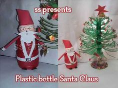 Decorated Plastic Bottles Diy# 24 Christmas Lantern  Parol Made Of Recycled Plastic Bottle