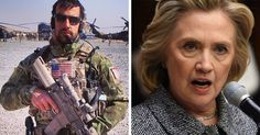 "Share on Facebook Share on Twitter From Conservative Tribune: In a video recorded last year that only recently went viral, former Navy SEAL Dom Raso blasted Democrat presidential front-runner Hillary Clinton as an ""ignorant"" liar who once tried to ""use the heroism of our nation's armed forces to promote herself as the next commander in …"
