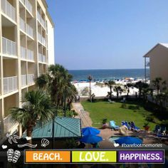 Our seaside escape. #HGIOrangeBeach #BarefootMemories #OrangeBeach