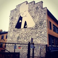 by Millo - New wall in Turin, Italy - Oct 2014