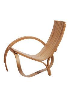 Arc Chair by Tom Raffield