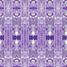 Next Stop 1911 (purple) fabric by edsel2084 on Spoonflower - custom fabric