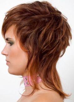 Стрижка гаврош на короткие и средние волосы | VolosoMagia.ru