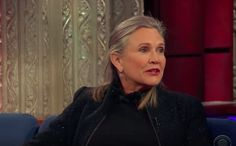 """( 2016 ) IN MEMORY OF ★ † CARRIE FISHER ) ★ † Carrie Frances Fisher - Sunday, October 21, 1956 - 5' 1"""" - Beverly Hills, Los Angeles, California, USA. † Died: Tuesday, December 27, 2016 (aged of 60) at 8:55 am Pacific Standard Time, Los Angeles, California, USA. Cause of death; (Complications from cardiac arrest)."""