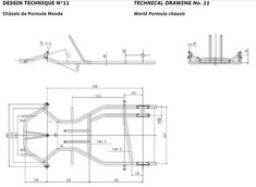 attachment.php (1118×820) Go Kart Frame Plans, Go Kart Plans, Build A Go Kart, Diy Go Kart, Go Kart Motor, Go Kart Chassis, Jeep Frame, Mini Jeep, Kart Racing
