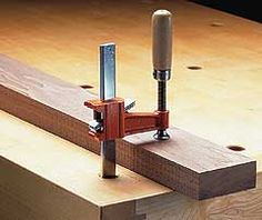 Bench Holdfast for Woodworking